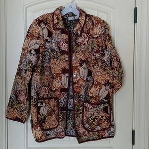 Vintage Cat Jacket